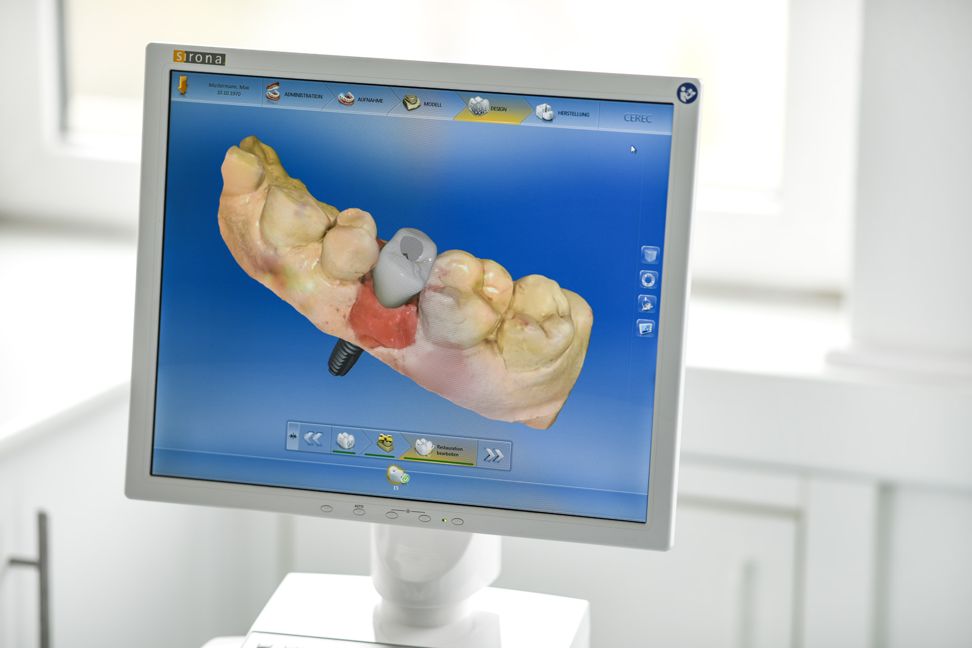 Braunschweiger Zahnarzt Praxis Fieger